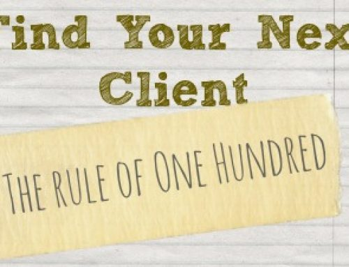 Ready for Another Client? Here's How To Find Them
